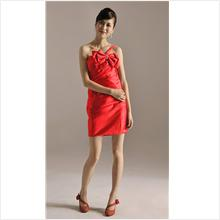 Dinner dress- Single Shoulder Evening dress FL11006(B)