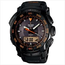 Casio Watch (Pro Trek) - PRG-550-1A4DR -TOUGH SOLAR   #Y