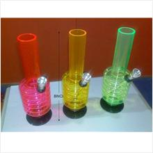 WATER SMOKE PIPE MINI SIZE POWER LELONG