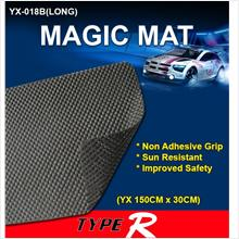 TYPE-R 150x30cm Super Grip LONG Magic Dashboard Mat [YX-018B]