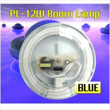 TYPE-R PL-12W Neon Blue Ring Circle Room Lamp Market Price: Rm68!