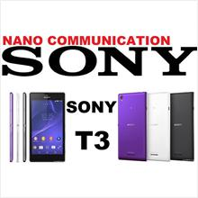 BRAND SONY...Sony Xperia T3 LTE 4G D5103 NANO COMMUNICATION WARRANTY