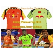 Lining Thomas Cup 2014 Badminton Jersey (China)