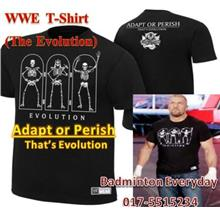 WWE WWF T Shirt  (The Evolution) Triple H