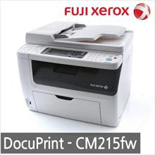 Fuji Xerox CM215fw Colour Printer-PRINT,COPY,SCAN,FAX,NETWORK,WIRELESS