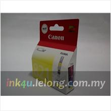 Canon CLI-821Y YELLOW Ink (Genuine) 3680 4680 4760 545 558 568 628 638