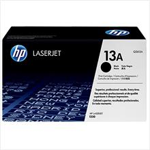 HP Q2613A (13A) Black Toner (Genuine) 1300 2613 Q2613