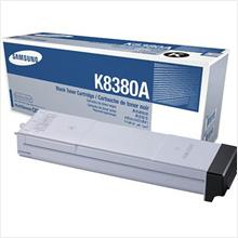 SAMSUNG CLX-K8380A Black Toner (Genuine) CLX-8380ND