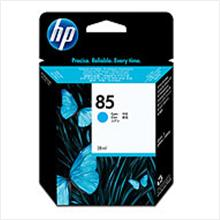 HP 85 28ml Cyan Ink (Genuine) C9425A DJ30 90 130