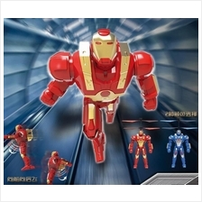 Syma S9 KNIGHT IRON MAN 3D Flying Infrared R/C Fly Robot