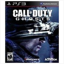 Call of Duty Ghosts Game for PlayStation 3