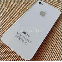 Enjoys: AP ORIGINAL HOUSING Battery Cover Apple iPhone 4 ~WHITE @A1332