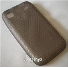 Enjoys: Dot Resin Silicone Case Cover Samsung I9000 Galaxy S I9001 ~B