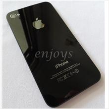 Enjoys AP ORIGINAL HOUSING Battery Cover Apple iPhone 4S ~Mirror BLACK