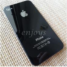 Enjoys: AP ORIGINAL HOUSING Battery Cover Apple iPhone 4 ~BLACK @A1332