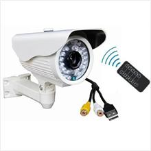 All In One Night Vision Camera with Recording Function (DVR-608)!