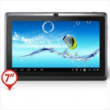 7' ewing Dual Core Hdmi Wifi +Ext 3G tablet BLACK