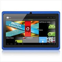 7' ewing Dual Core Hdmi Wifi +Ext 3G tablet BLUE