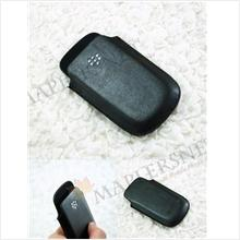 Blackberry Curve 9220 9320 ORI Leather Pouch Case Casing Cover [Black]