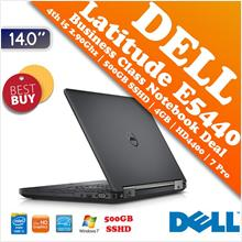 Dell Latitude E5440 4th i5 Business Class Notebook Raya Special Offer!