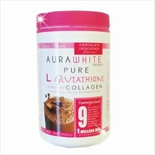 Aura White Pure Gluta Chocolate Indulgence *Free Shipping