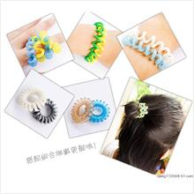 Colourful Hair Band (2 pcs) aution