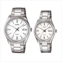 CASIO MTP-1302D-7A1 + LTP-1302D-7A1 COUPLE PAIR WATCH