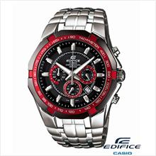 CASIO EDIFICE EF-540D-1A4V CHRONOGRAPH  WATCH ☑THE ORIGINAL&#974