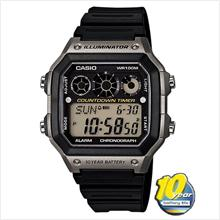CASIO AE-1300WH-8AV WATCH ☑ORIGINAL☑