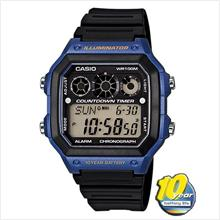 CASIO AE-1300WH-2AV WATCH ☑ORIGINAL☑