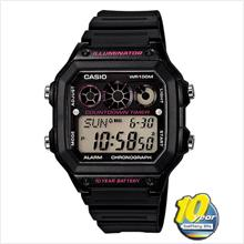 CASIO AE-1300WH-1A2V WATCH ☑ORIGINAL☑