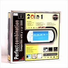Playstation Portable PSP 2K / 3K 20 in 1 Combination Accessories