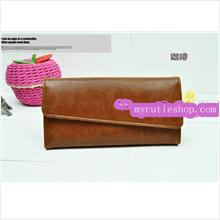 PR037_Coffee Korean Retro Wallet