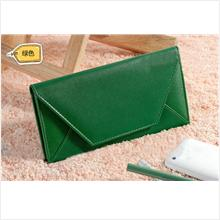 PR006_Green Envelop Slim Purse
