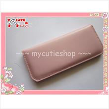 PR005_Light Pink agnes b PU leather Card Pack