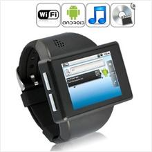 Android Smartphone Watch (2' Capacitive/Camera/Wifi) (WP-Z1)-