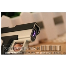 Pulsed Current USB Charging Electronic lighter - Pistol Shape