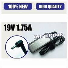 ASUS 19V 1.75A Notebook Laptop Power Adapter Charger 4.0mm x 1.35mm