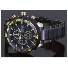 Alba Men Chronograph Watch VD57-X046BRGPVD