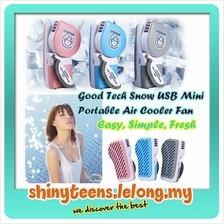 Green-Tech Mini USB Portable Hand Held Air Cooler Condition Fan