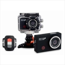 G386 Full HD 1080P 60M Waterproof Wi-Fi Action Camera with Remote