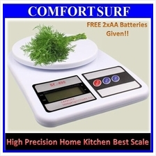 Portable Electronic Digital Home Kitchen Foods Weight Scale 5/7/10KG