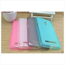 Asus Zenfone 4 5 6 Pudding TPU Soft Tinted Case Casing