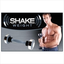 Top Quality Shake Weight for Men Dumbbell Arm Muscle - Workout DVD