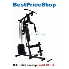 TLST-66 Multi Function Home Gym Station: Fitness Workout Press Machine