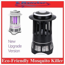 Eco-Friendly Mosquito Killer Catcher Trap LED Lamps & Air Purifier