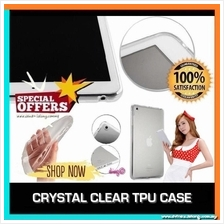 CRYSTAL CLEAR TRANSPARENT CASE - APPLE IPAD AIR/MINI/RETINA/2/3/4/5