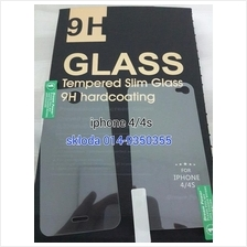 DreamPower iPhone 4/4s 0.33mm TEMPERED GLASS Protector