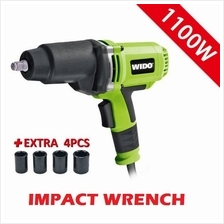 INGCO 1050W Electric Impact Wrench Easily Wind Machine Gun Powerful