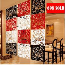 Simple Hanging Screen Room Divider Screen Partition Curtain Doors